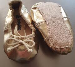 💛 Gap zlatne predivne balerinke 9,5 cm gaziste