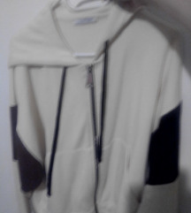 Zara hooded sweatshirt pula L