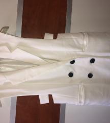 Sako / prsluk bijeli Zara