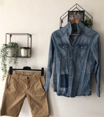 Košulja i hlače komplet