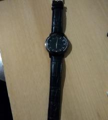 Novi crni sat sa cirkonima