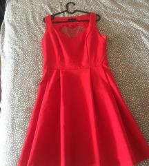Mohito crvena haljina