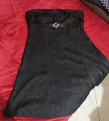Orsay crna haljina 40/42