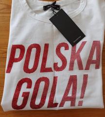 Nova pamucna majica s natpisom