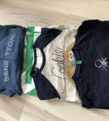 Benetton/h&m majica dugi rukav