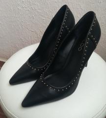 Aldo nove visoke cipele koža 39
