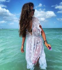 Zara tunika haljina za plazu