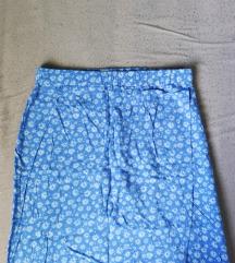 Sinsay maxi plava suknja