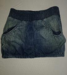 Mini suknja benetton