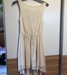 Pull & Bear bijela haljina