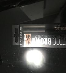 Maybelline pell off tattoo brow