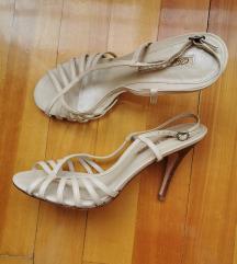 Sandale bež 41