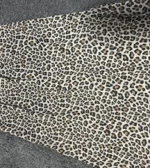 H&M tigrasta suknja