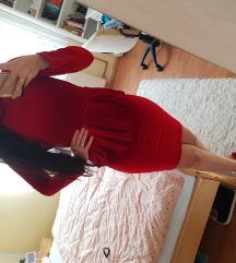 Peplum haljina