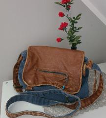 Kožna / traper torba