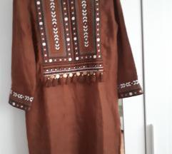 BOHO MANGO s haljina bluza
