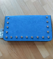 Plava pismo torba