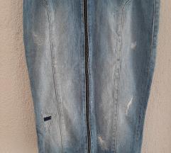Guess jeans suknja