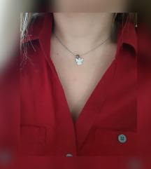 Ogrlica anđeo od čelika