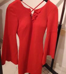 PREDLOŽI CIJENU Crvena haljina