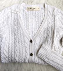 Zara knit vesta 38