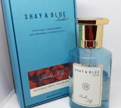 Shay & Blue - Scarlet Lily