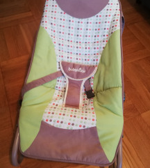 Babymoov ležaljka/ njihaljka za bebe