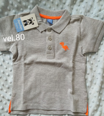 Kratke majice veličina 80 NOVO