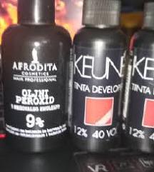 Razvijači za boju za kosu