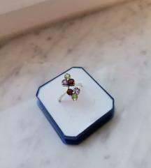 Prsten srebro prodano