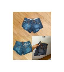 Stefanel jeans kratke hlače 34