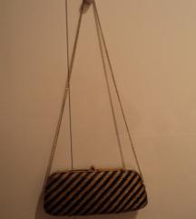 Vintage slamnata torbica