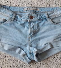 Denim Co. svijetle kratke traper hlačice