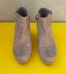 S'Oliver cipele s platformom