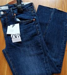 Nove Zara skinny traperice s etiketom