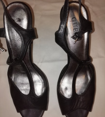 Prava koža 38 Guess sandale