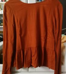 Rust narančasta bluza