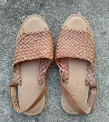 Kožne sandale s ASOSa