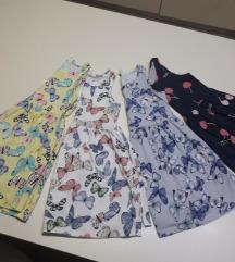 H&M haljinice 98/104