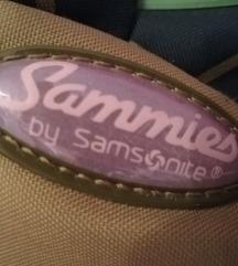 Samsonite torbica za oko struka