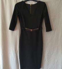 Crna uska haljina, 80.kn