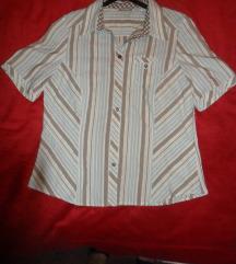 ljetna pamučna košulja vel. 42