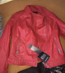 Nova kožna jakna Xl