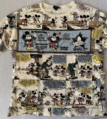 Zara majica kratki rukav M