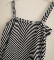 Vintage svileni top