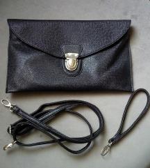 %Crna pismo torbica%