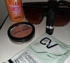Lot kozmetike + suncane naocale