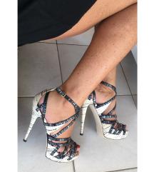 Burak Uyan sandale original vel.37,5 SALE 600kn❗️