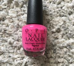 OPI Kiss me on my tulips lak