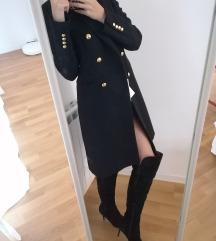 Zara novi vuneni zimski kaput